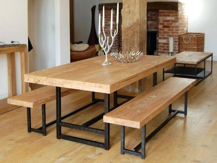 Cheap Dining Tables Intended For Most Popular Unfinished Wood Dining Table Inside Solid Tables Designs 9 Cheap (View 20 of 20)