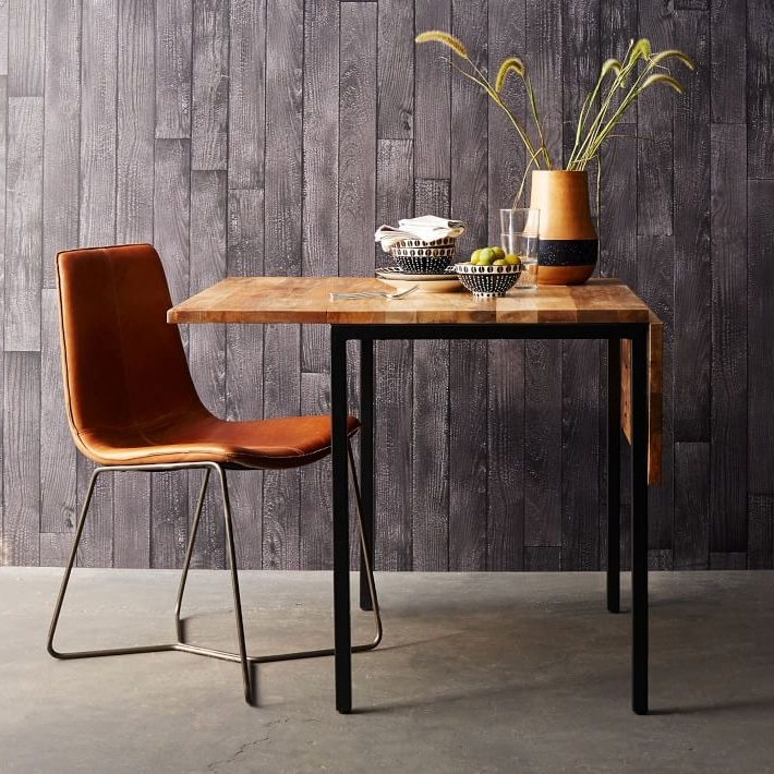 Cheap Drop Leaf Dining Tables In Well Known Drop Leaf Dining Room Table – Dining Table Furniture Design (View 5 of 20)