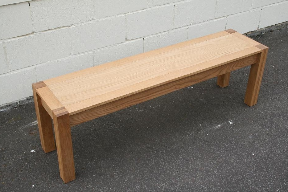 Cheap Oak Benches (View 9 of 20)