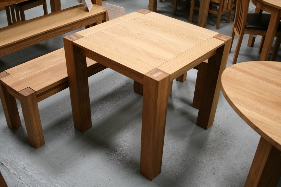 Cheap Oak Benches Regarding Most Current Cheap Oak Dining Tables (View 3 of 20)