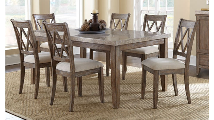 Choosing The Right 7 Piece Dining Set – Goodworksfurniture Intended For 2017 Partridge 7 Piece Dining Sets (View 4 of 20)