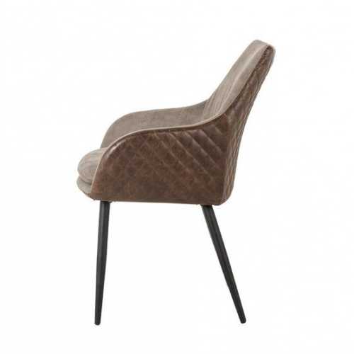 Christine Leather Dining Chair Throughout 2018 Leather Dining Chairs (View 16 of 20)