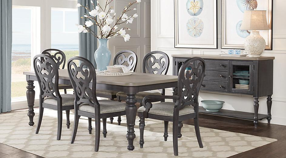 Cindy Crawford Dining Room Set – Dining Room Ideas Within Trendy Crawford Rectangle Dining Tables (View 2 of 20)