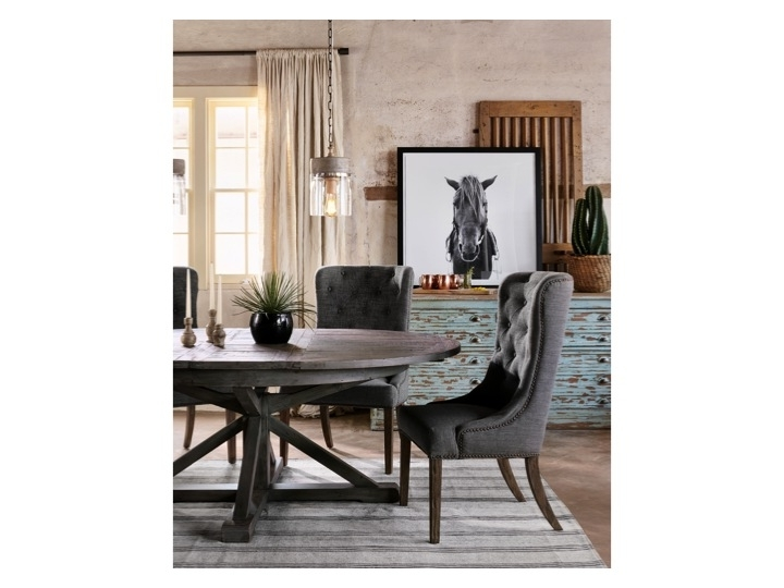 Cintra Side Chairs With Regard To Most Recently Released Cintra Extension Dining Table – More Options Available (View 8 of 20)
