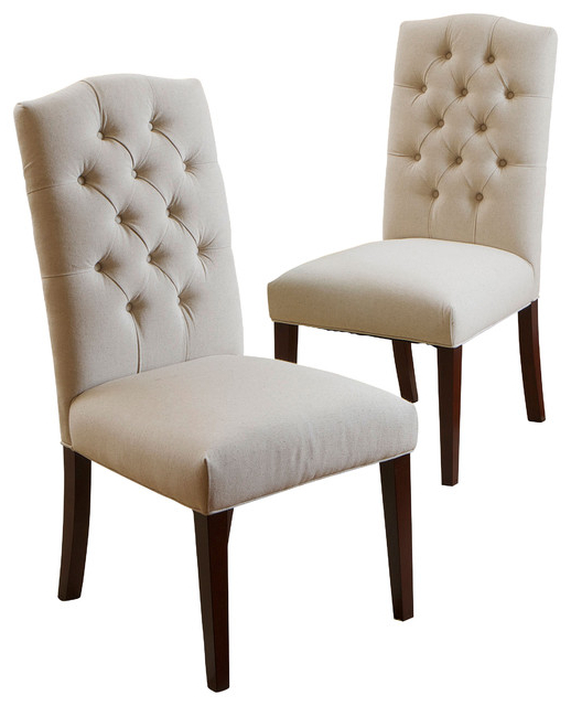 Clark Dining Chairs, Set Of 2 – Transitional – Dining Chairs – Regarding Most Up To Date Dining Chairs (View 3 of 20)