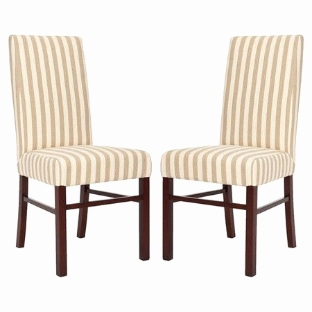 Clay Side Chairs In Famous Safavieh Dining Room Chairs Lovely Safavieh En Vogue Dining Sher (View 4 of 20)