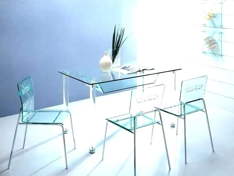Clear Plastic Dining Tables Regarding Well Liked Clear Dining Table Best Dining Room Gorgeous Dining Room Design (View 17 of 20)
