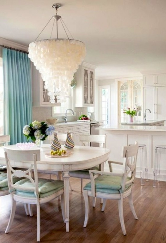 Coastal Dining Tables In Fashionable Coastal Dining Table – Theradmommy (View 7 of 20)