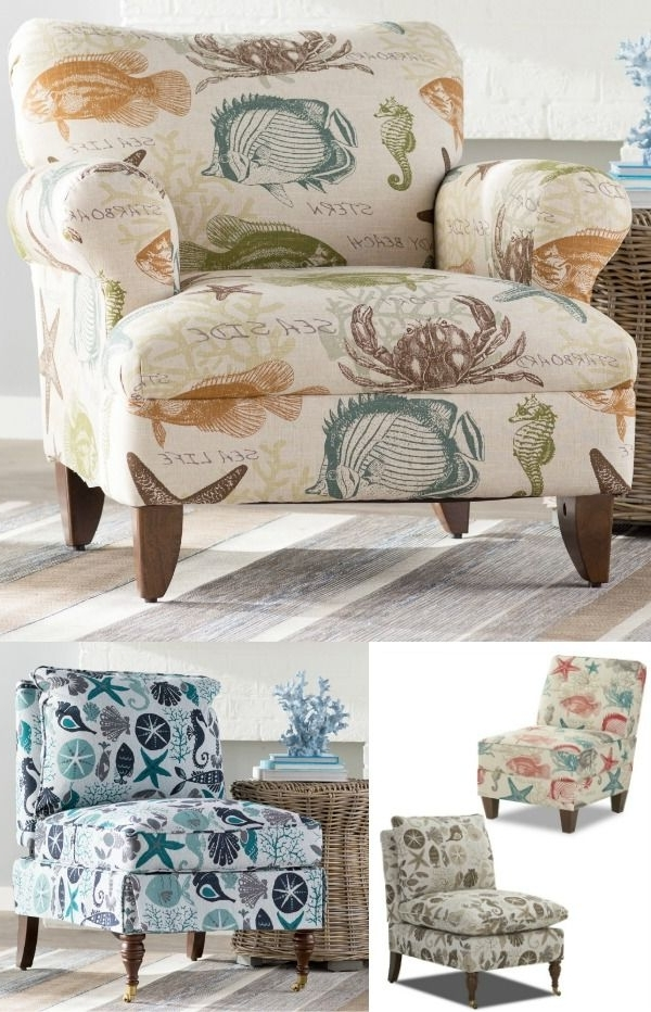 Coastal Upholstered Chairs From Wayfair (View 4 of 20)