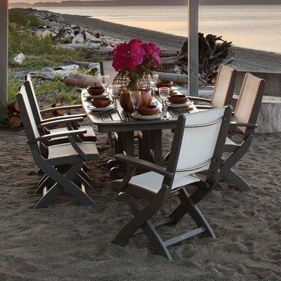 Coastal With Chapleau Ii Side Chairs (View 12 of 20)