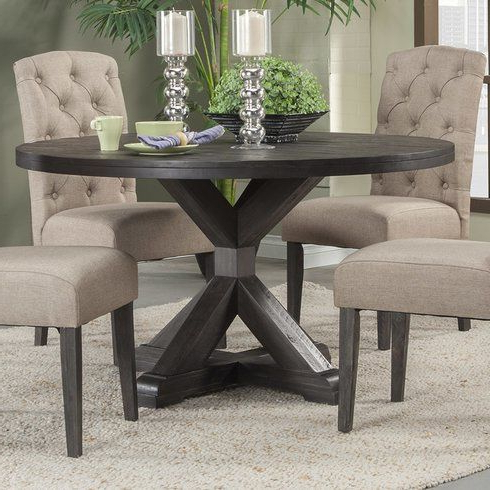 Colborne Dining Table Throughout 2018 Lindy Espresso Rectangle Dining Tables (View 7 of 20)