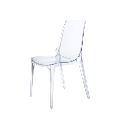 Cole Ii White Side Chairs Within Favorite Modern Dining Chairs (View 10 of 20)