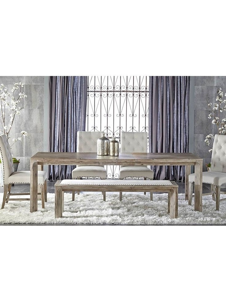 Combs 5 Piece 48 Inch Extension Dining Sets With Pearson White Chairs Throughout Well Known 43 Best Dining Tables Images On Pinterest (View 6 of 20)