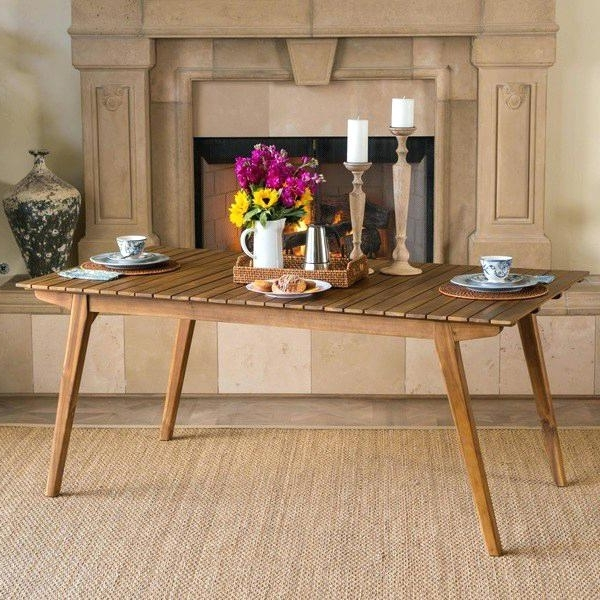 Combs Extension Dining Tables Pertaining To Fashionable 48 Inch Farmhouse Table Incredible Wide Dining Table Combs Inch (View 4 of 20)
