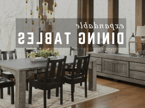 Combs Extension Dining Tables With Best And Newest Extendable Dining Tables (View 15 of 20)