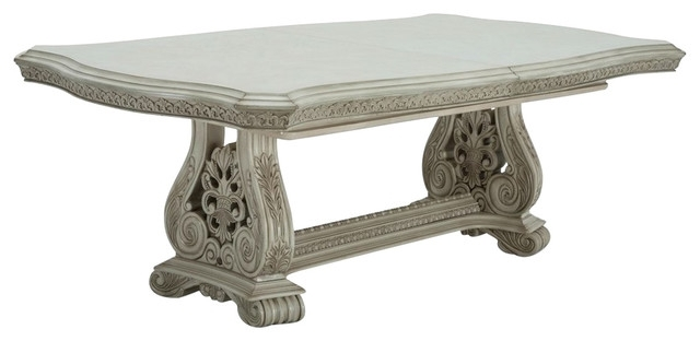 Como Dining Tables Within Well Known Alico Michael Amini Villa Di Como Rectangular Dining Table (View 8 of 20)
