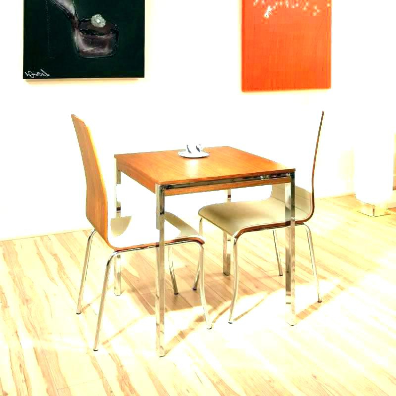 Compact Dining Table And Chairs Best Small Dining Tables Small With Well Liked Small Dining Tables For 2 (Gallery 10 of 20)