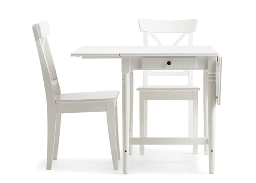 Featured Photo of Compact Dining Tables And Chairs