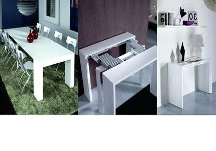 Compact Folding Dining Tables And Chairs In Well Known Dining Tables For Small Rooms Folding Furniture For Small Spaces (View 7 of 20)