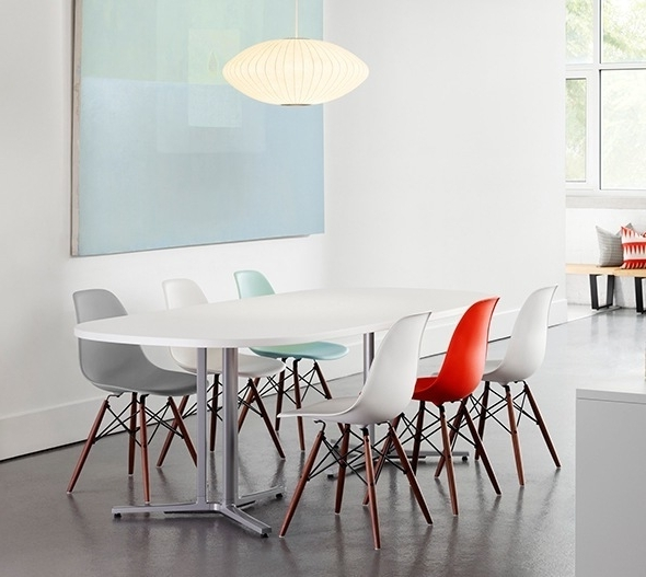 Contemporary Dining Room Chairs With 2018 How To Mix And Match Your Dining Table And Chairs (View 4 of 20)