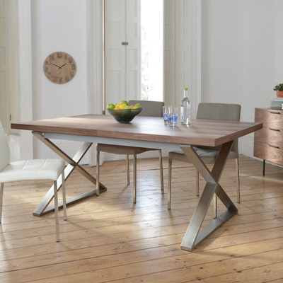 Contemporary Dining Room Furniture From Dwell Inside 2017 Extending Dining Tables (View 4 of 20)