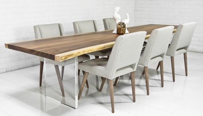 Contemporary Dining Tables Throughout Well Known Modern Dining Tables – All – Www (View 11 of 20)