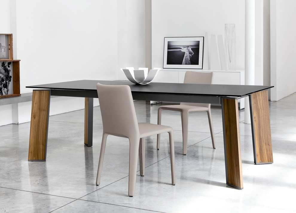 Contemporary Dining Tables With Well Known Bonaldo Flag Table (View 9 of 20)
