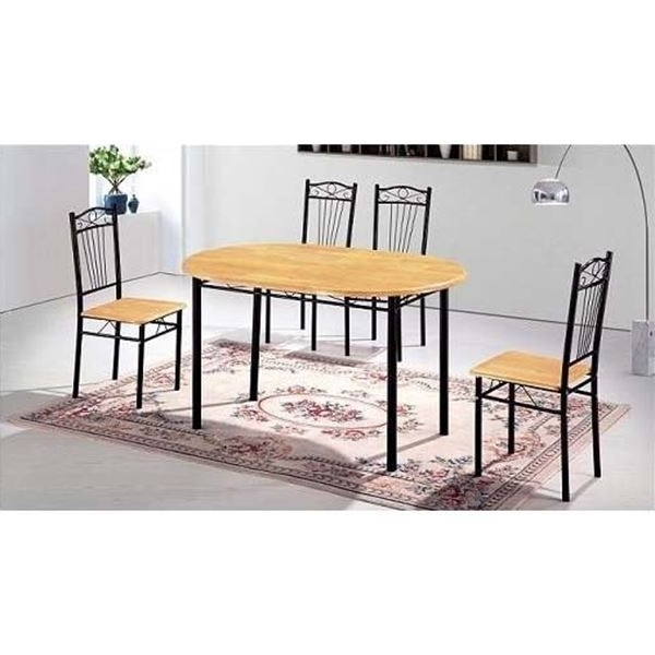 Cooper Dining Tables Regarding Most Recently Released Buy Cooper Dining Table Online At Discounted Prices In Chennaichairs (View 3 of 20)
