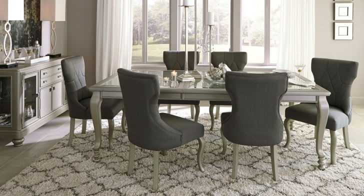 Cora 7 Piece Dining Sets Inside Most Recently Released Coralayne 7 Piece Dining Room – Dining Room Design (View 5 of 20)