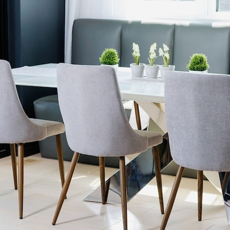 Cora Dining Tables Regarding Recent Cora Dining Chair – Chairs – Furniture – Decor (View 5 of 20)