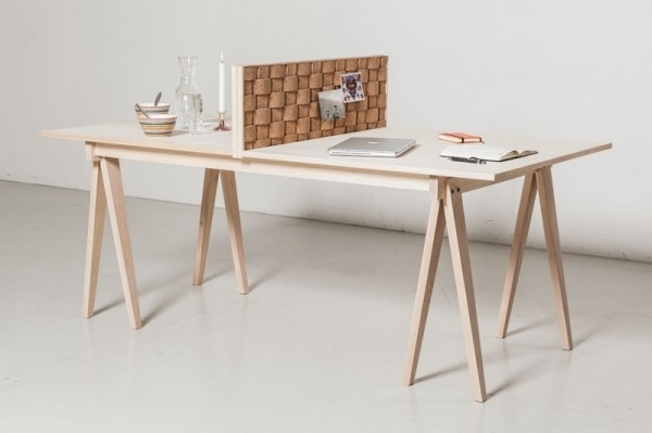 Cork Dining Tables For Best And Newest Deco Welcomes Cork Back From The 70's (View 8 of 20)