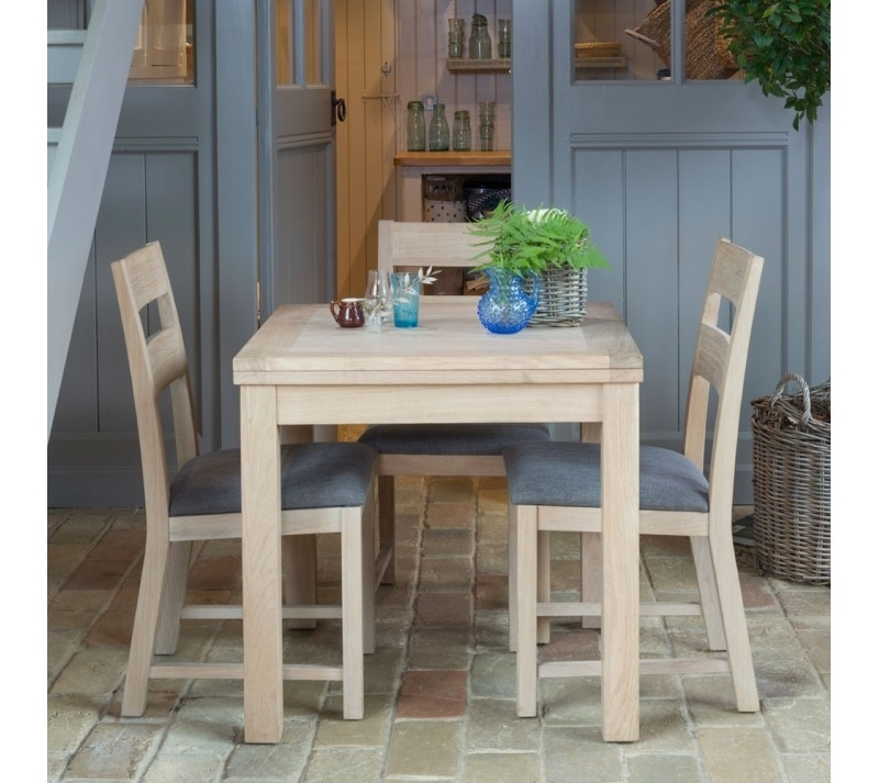 Cotswold Dining Tables Pertaining To Well Liked Cotswold Oak Flip Top Dining Table – Style Our Home (View 1 of 20)