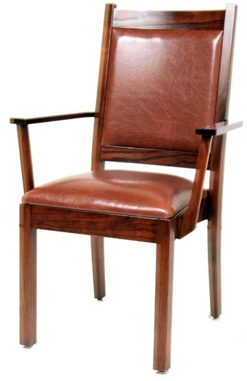 Craftsman Arm Chairs Intended For Most Popular Chair:state Arm, Stacking Hardwood – Eustis Chair (View 3 of 20)