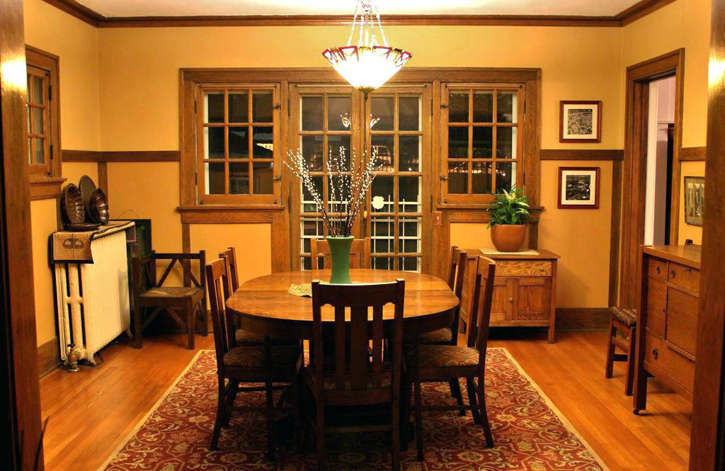 Craftsman Round Dining Tables Inside Popular Craftsman Dining Room Table Craftsman Dining Table Craftsman Dining (View 7 of 20)