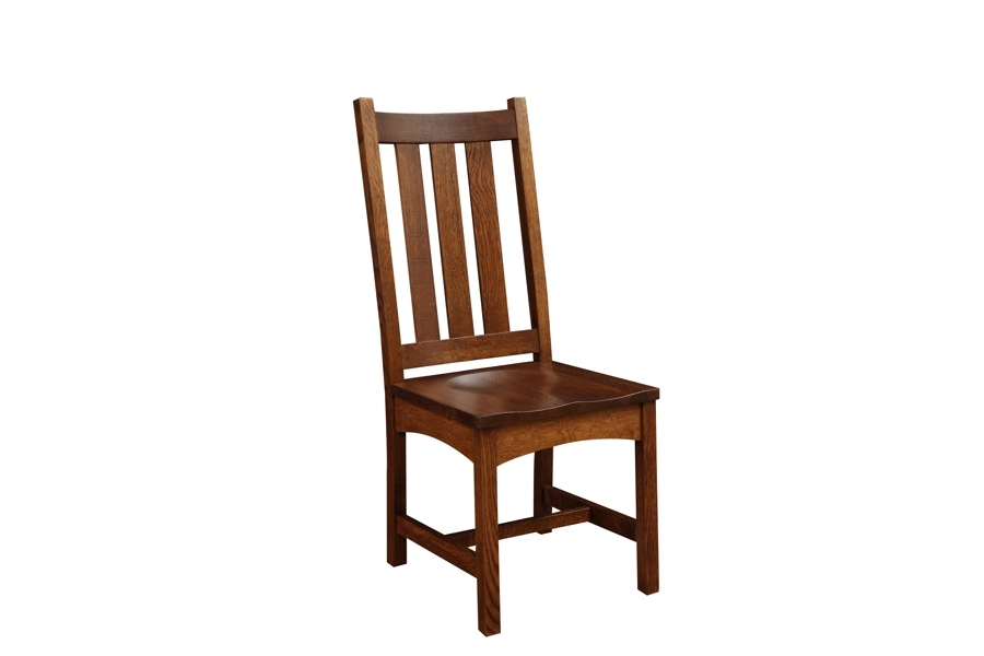 Craftsman Side Chairs With Regard To Well Known Craftsman Arm & Side Chairs (View 6 of 20)