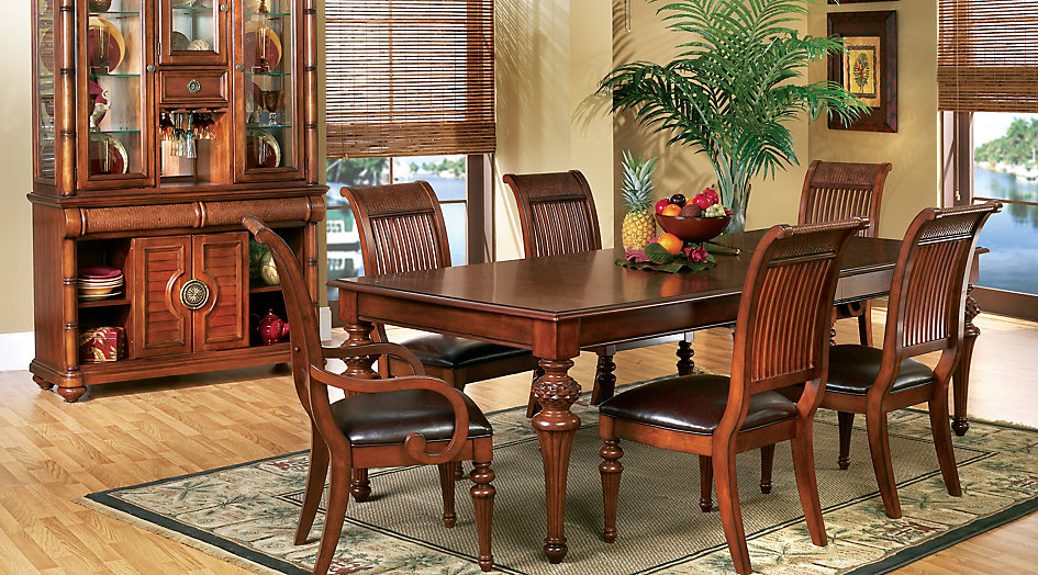 Crawford 6 Piece Rectangle Dining Sets For Recent (View 8 of 20)