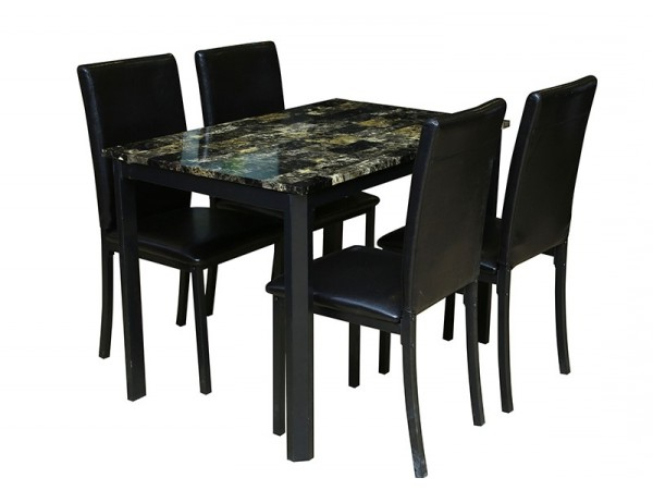 Crawford 6 Piece Rectangle Dining Sets Intended For Trendy Crawford Dining Set 1+ (View 8 of 20)