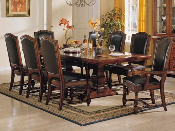Crawford 6 Piece Rectangle Dining Sets Regarding Newest (View 19 of 20)