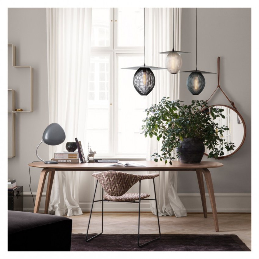 Crawford Rectangle Dining Tables For Trendy Elliptical Dining Table – The Conran Shop (View 16 of 20)