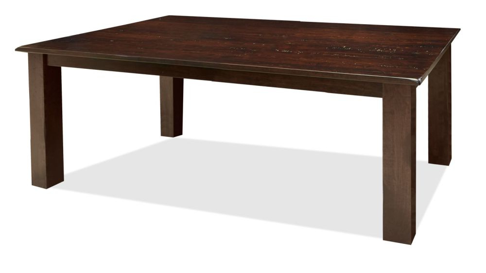 """Crawford Rectangle Dining Tables In Well Known Crawford 80"""" Dining Table (View 8 of 20)"""