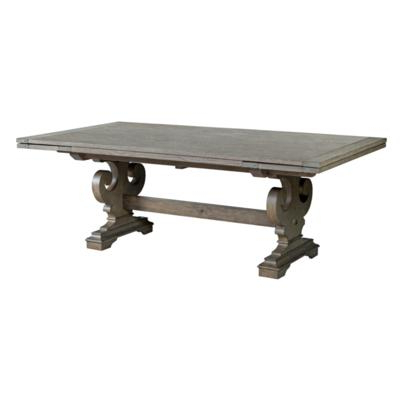 Crawford Rectangle Dining Tables Within Widely Used Kincaid Furniture Dining Tables Crawford 608 744p Refractory Dining (View 7 of 20)