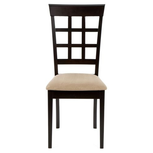 Crawford Side Chairs Intended For Most Recent Wildon Home ® Crawford Side Chair & Reviews (View 2 of 20)