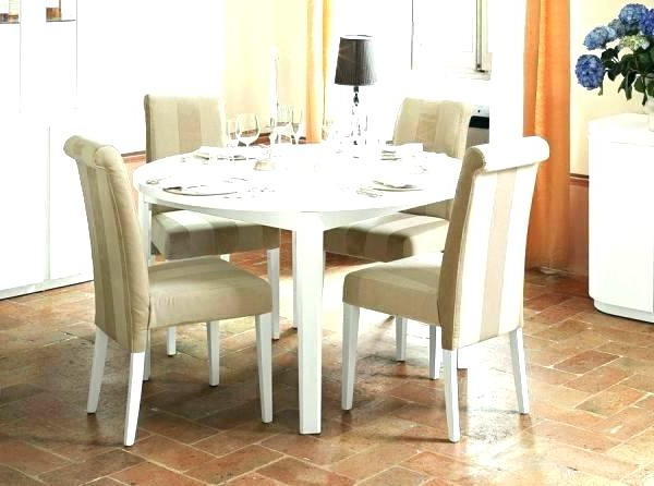 Cream Dining Room Chairs – Adproagency Throughout Preferred Cream Dining Tables And Chairs (View 20 of 20)