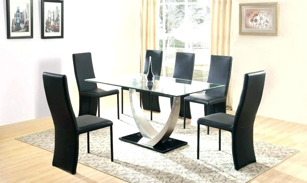 Current 6 Seat Dining Tables For 6 Seat Dining Room Table – Techguides (View 8 of 20)