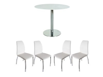 Current Alcora Dining Chairs Intended For Vieux Extending Dining Table & 6 Alcora Chairs – Bonsoon (View 9 of 20)