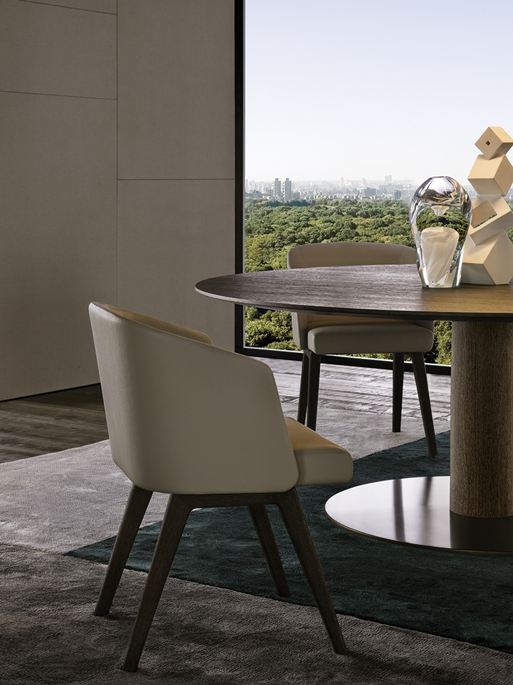 """Current Bellagio Dining Tables Within Bellagio """"dining"""" – Minotti (View 10 of 20)"""