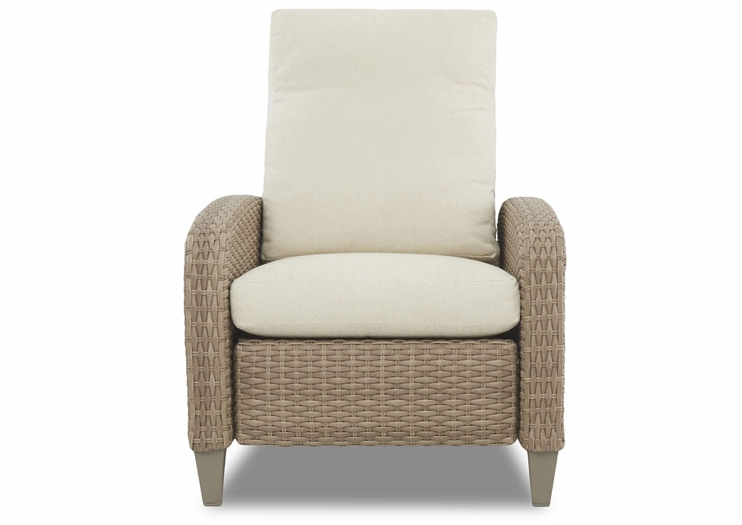 Current Belmeade Side Chairs With Hornell Furniture Outlet Belmeade Coleman Vanilla White Reclining (View 13 of 20)
