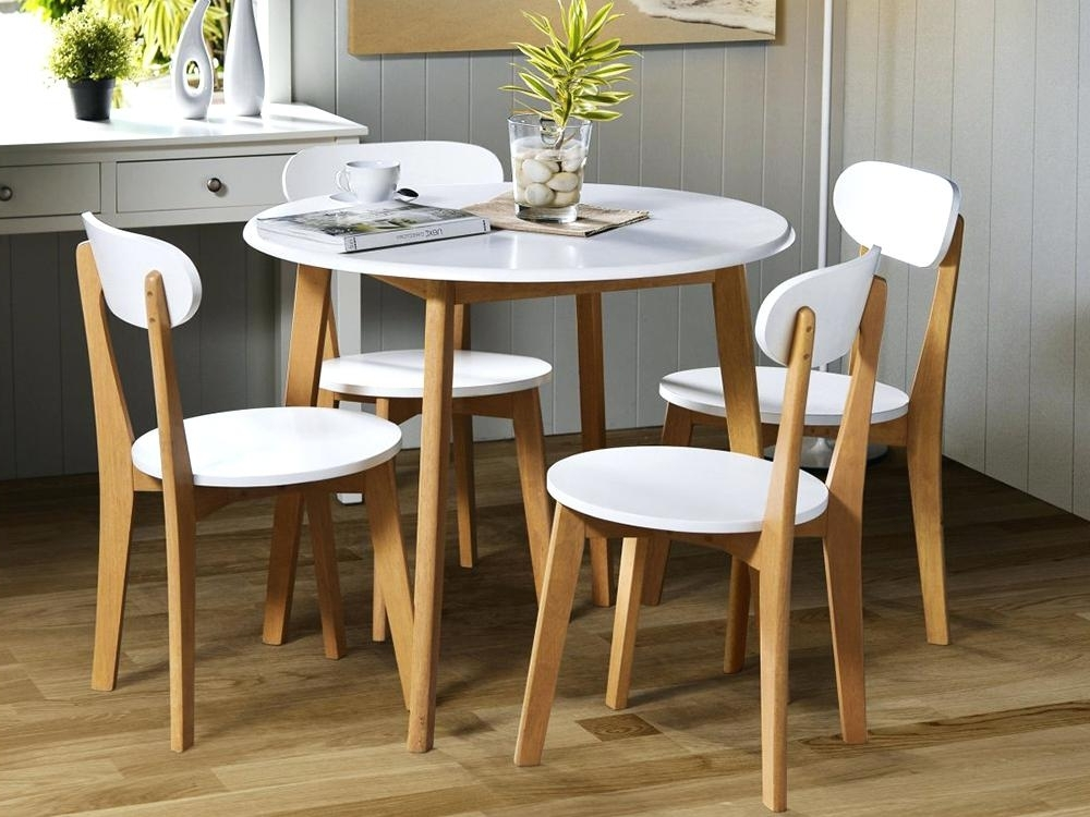 Current Compact Dining Table – Jennifermichele Inside Compact Dining Room Sets (View 10 of 20)