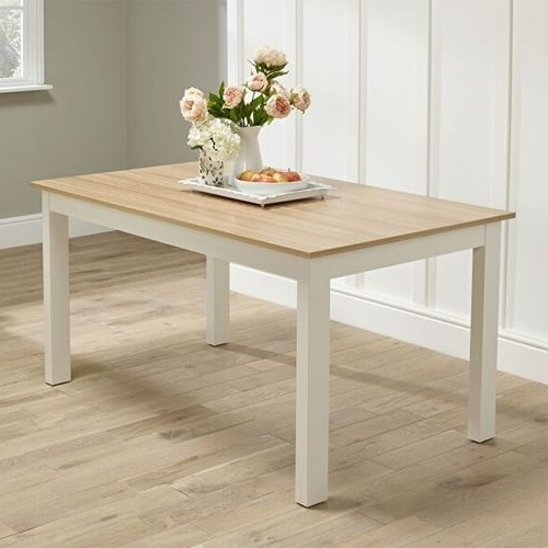 Current Cotswold Dining Table Cream Bdi Home Furniture Store Folkestone With Cotswold Dining Tables (View 8 of 20)