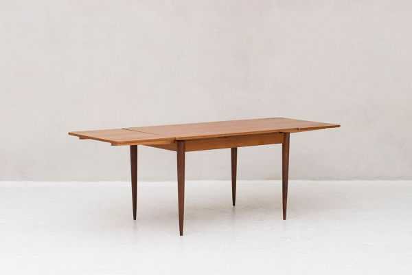 Current Danish Dining Table, 1960s For Sale At Pamono Regarding Danish Dining Tables (View 14 of 20)